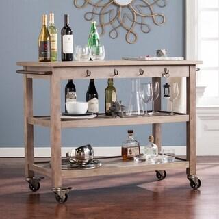 Harper Blvd Barristan Industrial Kitchen Cart