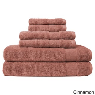 Softesse Kushlon 100-percent Turkish Cotton Towel Collection - 3 Set Configurations Available