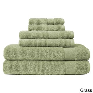 Softesse Kushlon 100-percent Turkish Cotton Towel Collection - 3 Set Configurations Available