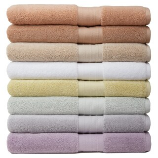 Crowning Touch 100-Percent Turkish Cotton Towels (3 Configs Available)