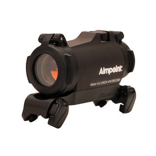 Aimpoint Black Micro H-2 2 MOA with Blaser Mount