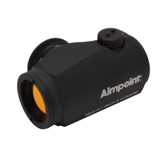 Aimpoint Micro H-1 4 MOA No-mount Rifle Sight