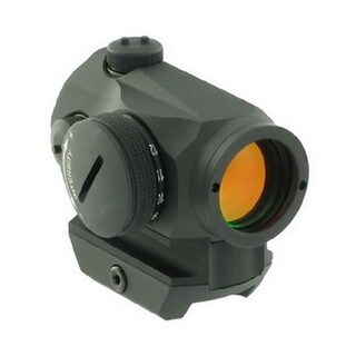 Aimpoint Micro T-1 Black Aluminum 2 MOA Aiming System With Standard Mount