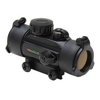 Truglo Black 30-millimeter Dual Color Red-dot Sight