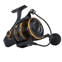 Penn Clash Spinning Reel 5000 Ambidextrous 5.6:1 Gear Ratio 9-bearing Fishing Reel