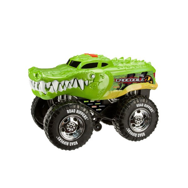 Road Rippers Wheelie Monsters Crocodile Vehicle