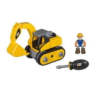 Caterpillar Junior Operator Excavator Construction Vehicle