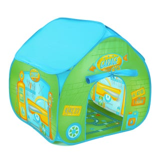 Fun2Give Pop-it-up Multicolor Polyester Garage Retro Play Tent