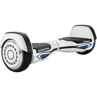Razor White Hovertrax 2.0 Balancing Scooter