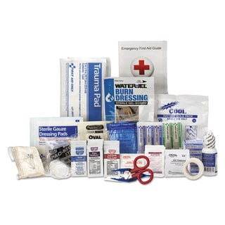 First Aid Only 25 Person ANSI A+ First Aid Kit Refill, 141 Pieces