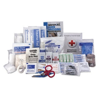 First Aid Only 50 Person ANSI A+ First Aid Kit Refill, 183 Pieces