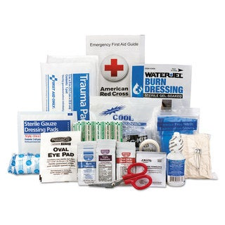First Aid Only 10 Person ANSI Class A Refill, 71 Pieces
