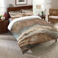 Laural Home Rock Flow Standard Sham