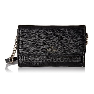kate spade new york Cobble Hill Gracie Black Crossbody Handbag