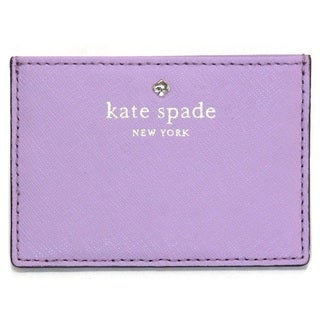 Kate Spade New York Cedar Street Lilac Petal Card Holder