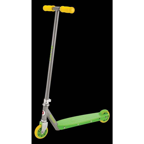 Razor Berry Green/Yellow Scooter