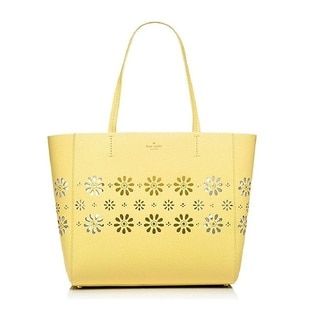 Kate Spade New York Faye Drive Hallie Lemonade Tote Bag