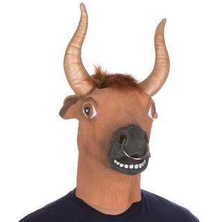 Trademark Innovations Allures Illusions Synthetic Fiber Bull Ring Mask