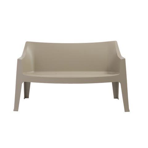 Coccolona Stacking Sofa in Taupe - Set of 2