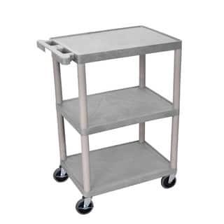 Offex Grey 3-shelf Utility Cart https://ak1.ostkcdn.com/images/products/13732814/P20391671.jpg?impolicy=medium
