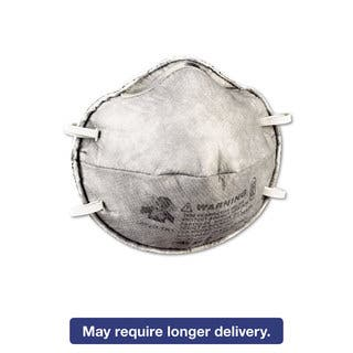 3M R95 Particulate Respirator w/Nuisance-Level Organic Vapor Relief, 20/Box https://ak1.ostkcdn.com/images/products/13732832/P20391746.jpg?impolicy=medium