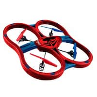 World Tech Toys Marvel-licensed Spider-man 2.4GHz 4.5CH Remote Control Super Drone