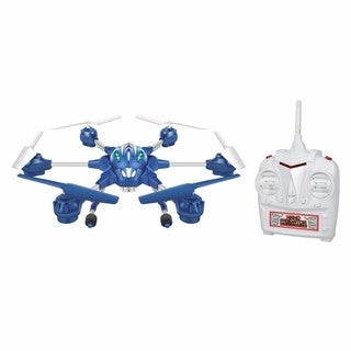 Nano Alpha 2.4 Ghz 4.5-channel Picture and Video Remote Control Quadcopter Spy Drone