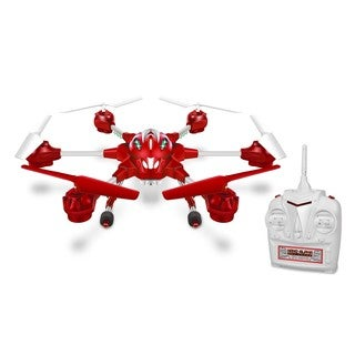 Nano Alpha 2.4 Ghz 4.5-channel Picture and Video Remote Control Quadcopter Spy Drone