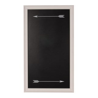 walcott wood framed wall mounted chalkboard