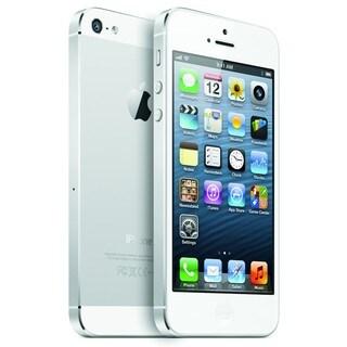 Apple White 16GB GSM Unlocked iPhone 5