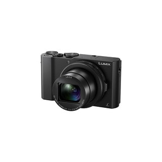 LUMIX 4K Digital Camera LX10 20 Megapixel 1-inch Sensor, 3X 24-72mm F/1.4-2.8