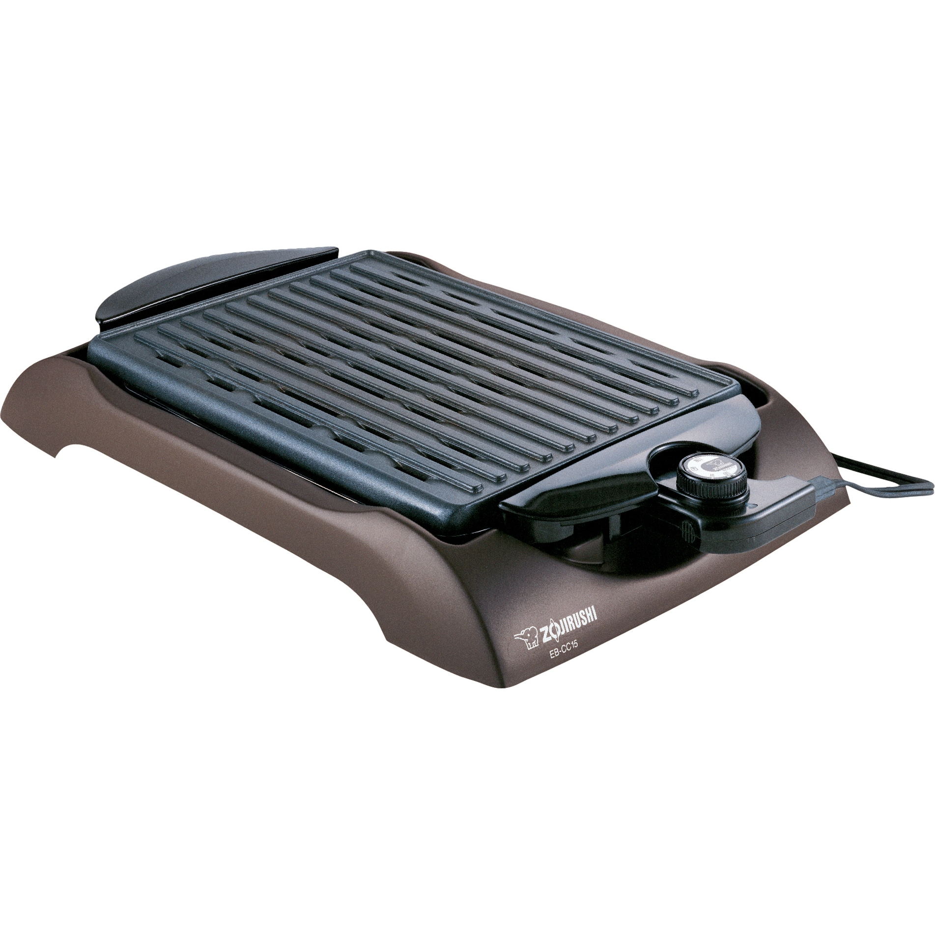 Zojirushi Indoor Electric Grill, Brown (Metal)
