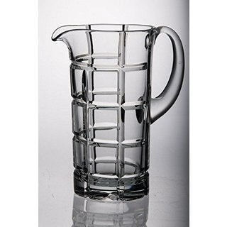 Majestic Gifts Hand-cut Crystal 50-ounce Pitcher