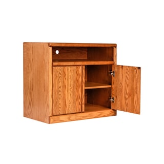Forest Designs Bullnose TV Stand