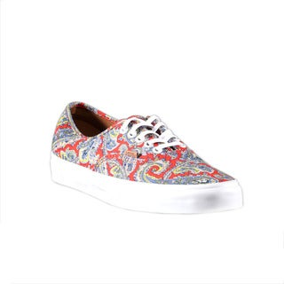 Vans Authentic + Paisley Caynne