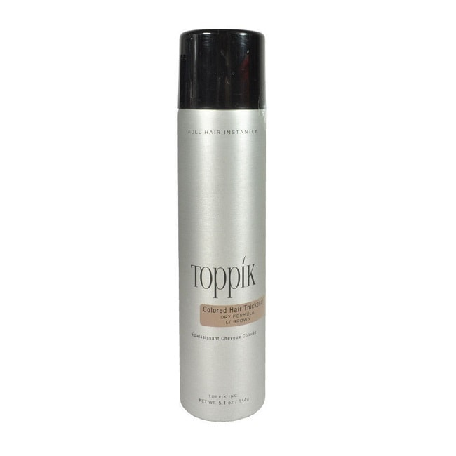 Toppik Colored Hair 5.1-ounce Thickener (Light Brown)