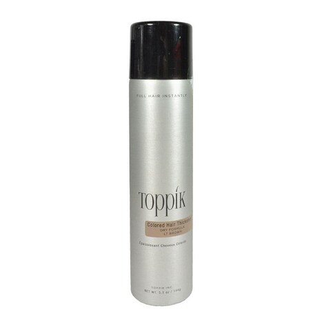 Toppik Colored Hair 5.1-ounce Thickener