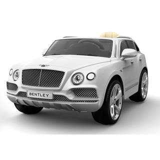 Dynacraft White Bentley 6V Electric Ride-on Toy|https://ak1.ostkcdn.com/images/products/13738603/P20396699.jpg?impolicy=medium