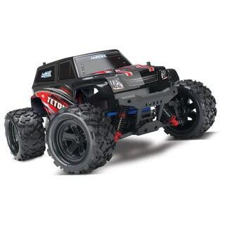 Traxxas LaTrax Teton 1/18 4WD Electric RC Monster Truck 76054-1 (Option: Blue)