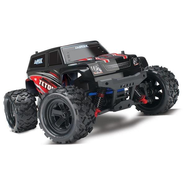 Traxxas LaTrax Teton 1/18 4WD Electric RC Monster Truck 76054-1