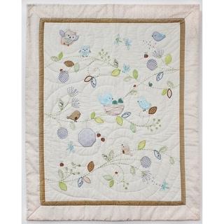 Nurture Nest All Cotton Baby Quilt