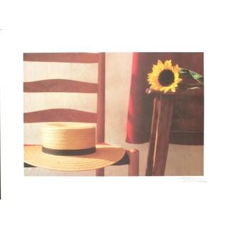 Harvey Edwards-Sweet Romance Signed Offset Lithograph