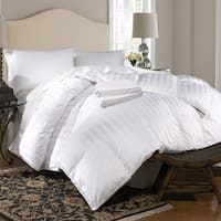 White Down 5-Piece Comforter and Sheet Set