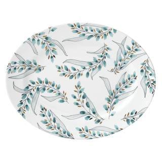 Lenox Goldenrod Oval 13-inch Platter