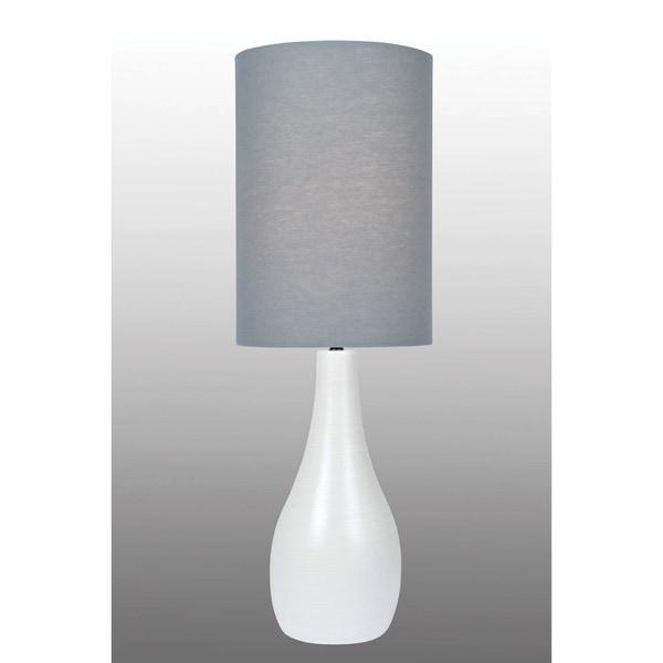 Lite Source 1-Light Quatro Table Lamp