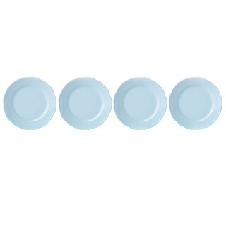 Lenox Butterfly Meadow Blue Porcelain Sessert Plates (Pack of 4)
