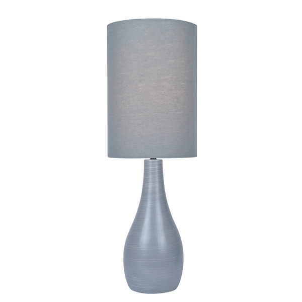 Lite Source 1-Light Quatro Table Lamp