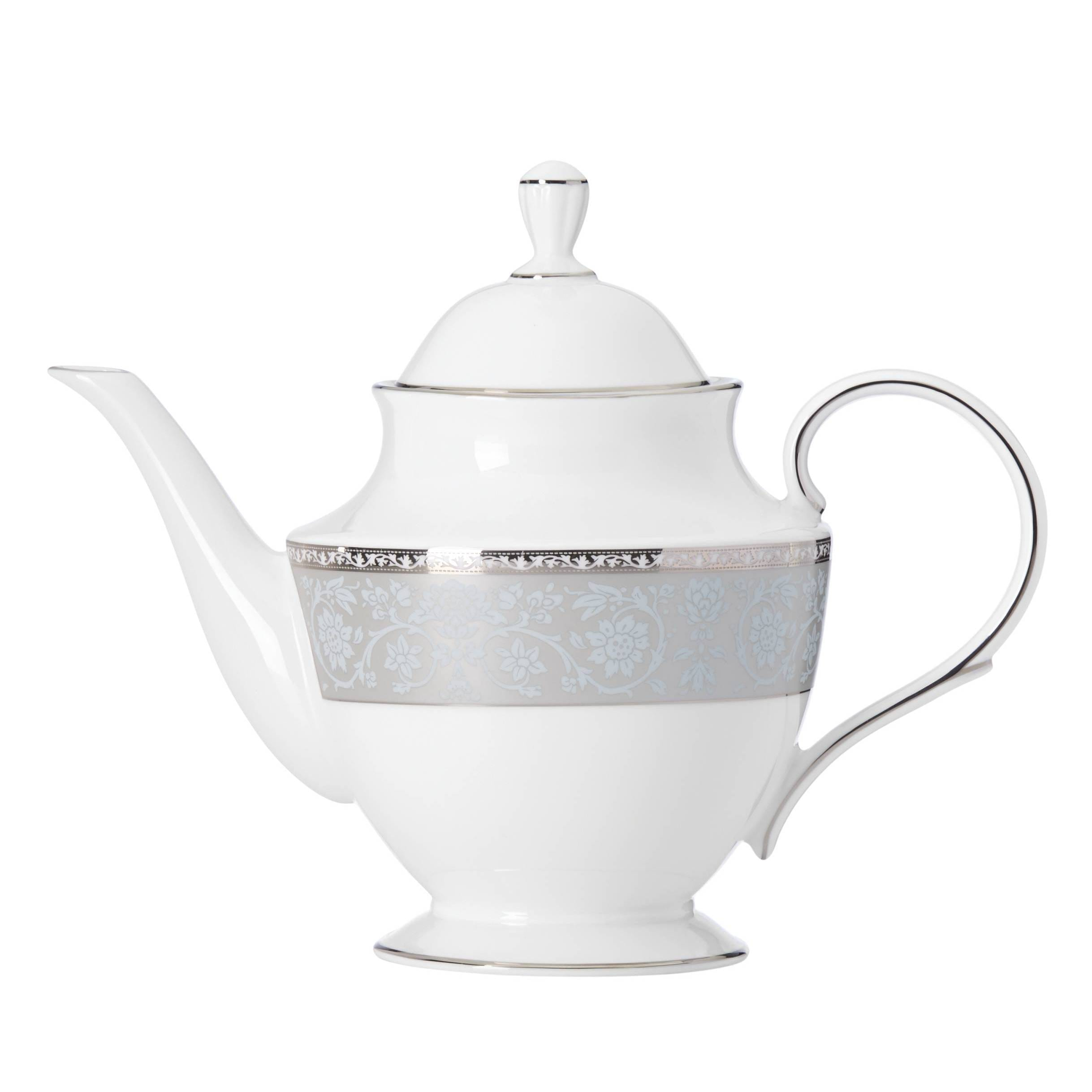 Lenox Westmore Teapot with Lid (Westmore), Blue (Bone China)
