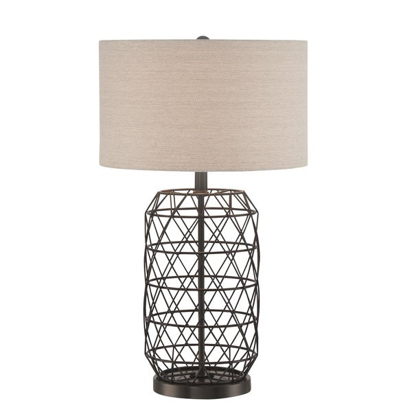 Lite Source 1-Light Cassiopeia Table Lamp