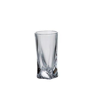 Majestic Gifts Clear Crystalline Glass 1.85-ounce Shot Glasses 6-piece Set